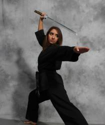 Mrs. Nida Justice in Knoxville - P3 Martial Arts
