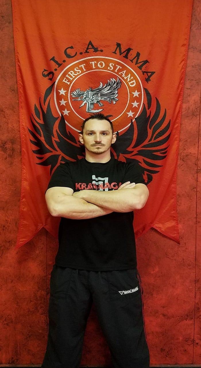 Phillip Singletary in  Gonzales - S.I.C.A. MMA