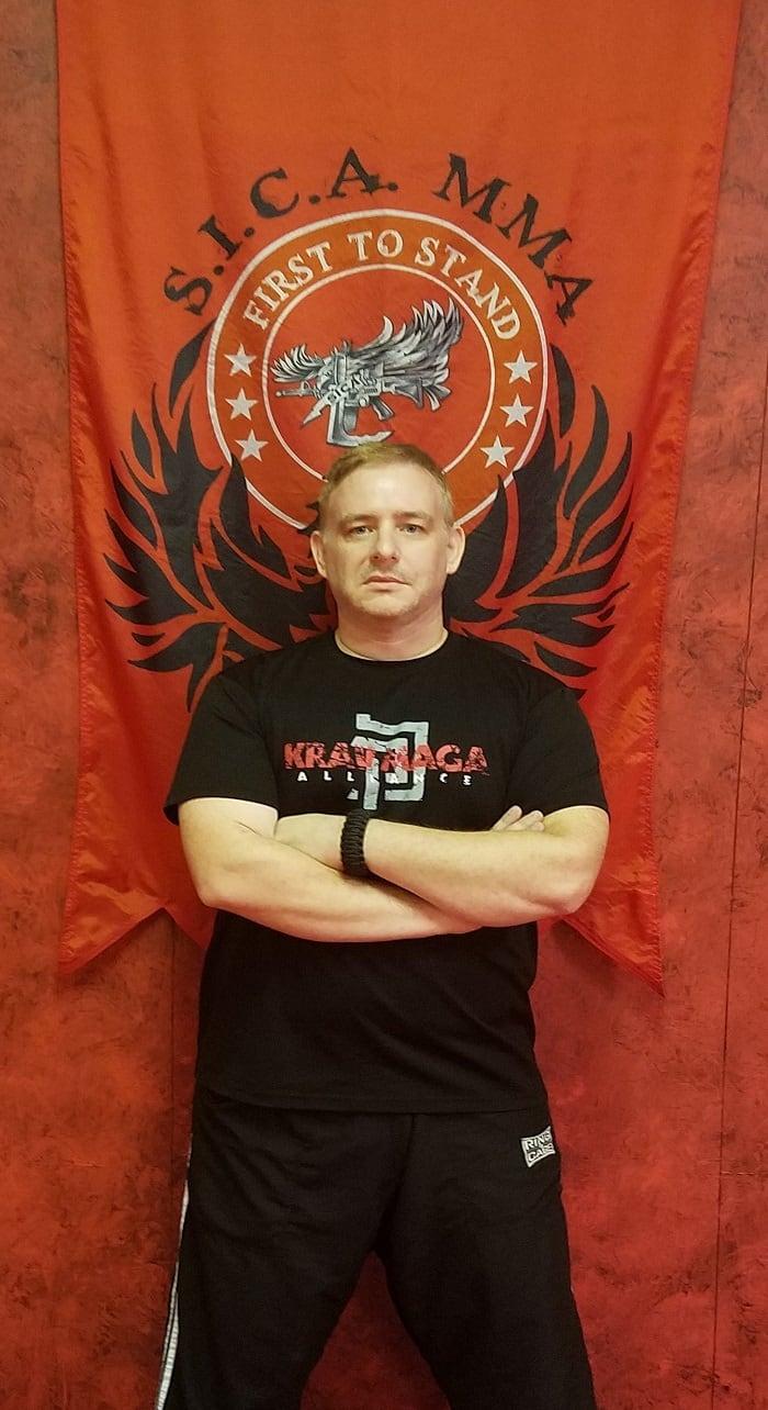 Keith Burregi in  Gonzales - S.I.C.A. MMA