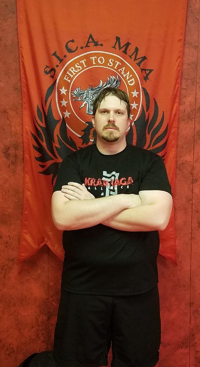 Cody Ingles in  Gonzales - S.I.C.A. MMA