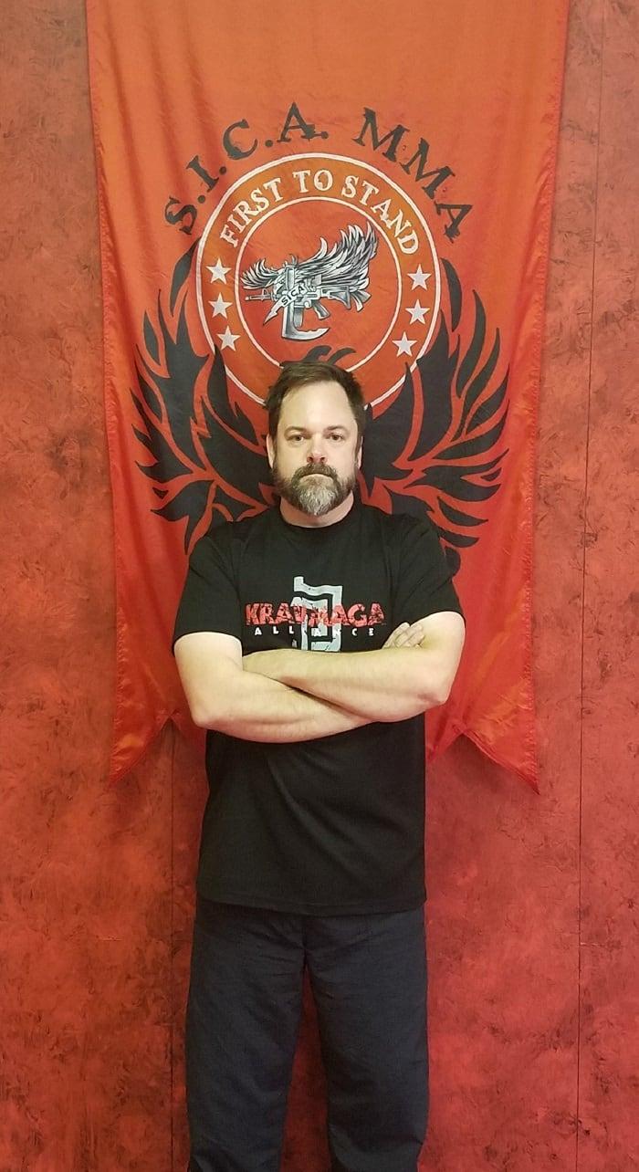 Thomas Couvillon in  Gonzales - S.I.C.A. MMA