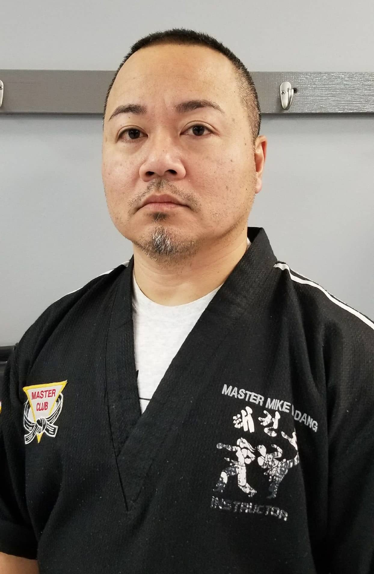 Master Mike Dang in Jersey City - Family Fitness Karate & Kickboxing