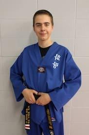 Instructor Josh in Calgary - Master Rim's Taekwondo