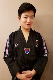 Instructor Daniel in Calgary - Master Rim's Taekwondo