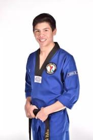Instructor Mark Bush in Calgary - Master Rim's Taekwondo