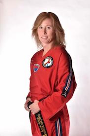 Instructor Rosalind Widmer in Calgary - Master Rim's Taekwondo