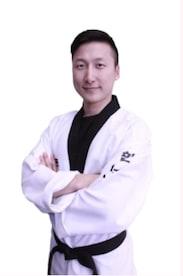 Master Hyunsoo Park in Calgary - Master Rim's Taekwondo