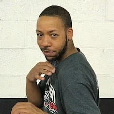Derrick Trotman in CAMBRIDGE - American Martial Arts Center