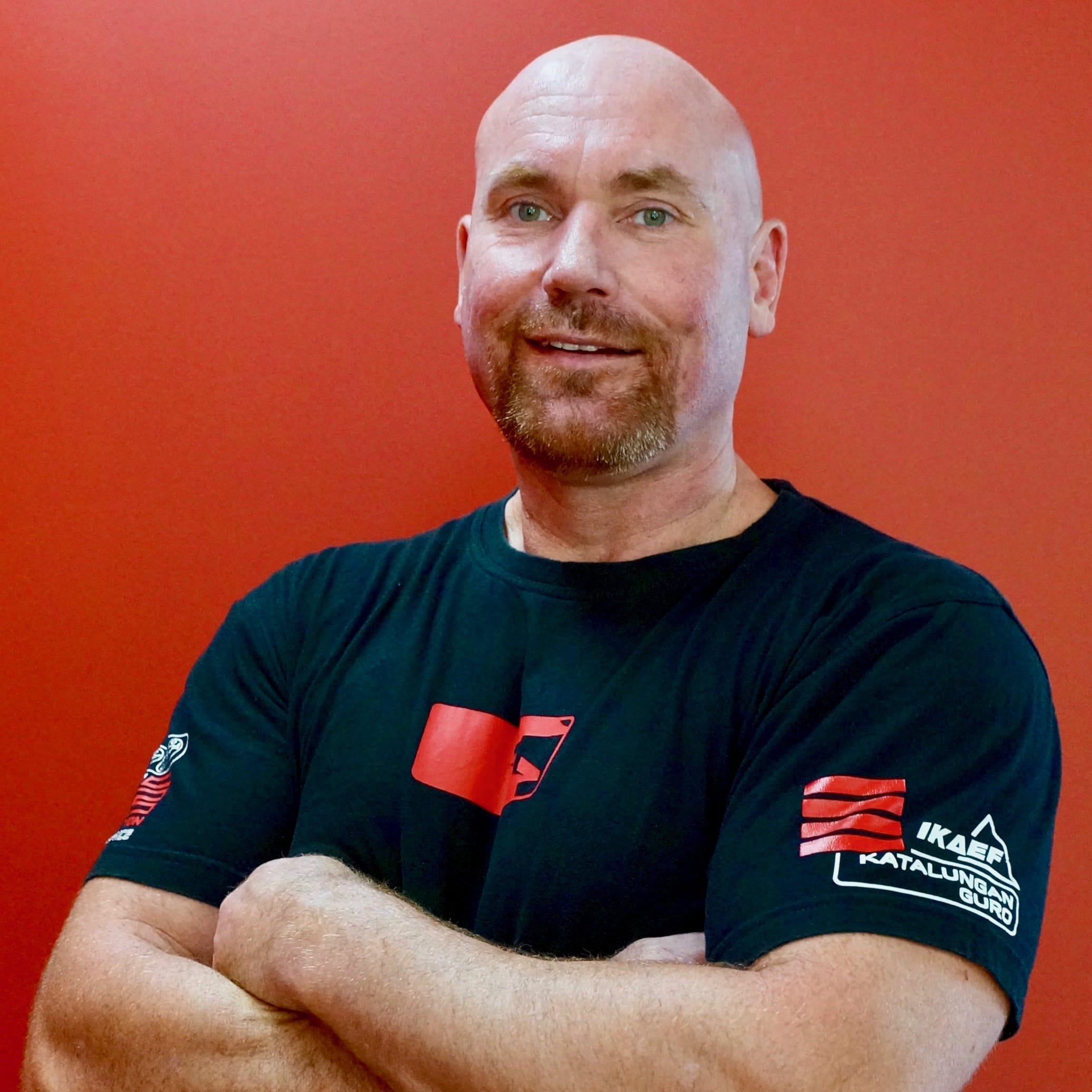 Mike Waite in East Victoria Park - Advanced Martial Arts & Fitness