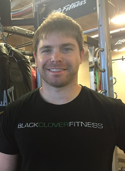 Jordon Haussermann in Omaha - Black Clover Fitness