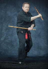John Bahn in Wayne - Nackord Karate System