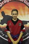 Holly Baxter in Caboolture - Red Dragon Martial Arts