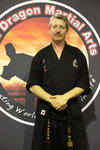 Nik Smith in Caboolture - Red Dragon Martial Arts