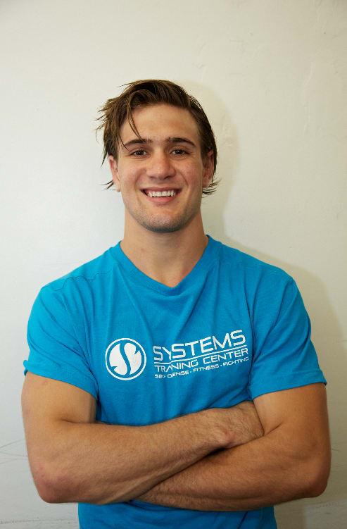 Christos Giagos in Hawthorne - Systems Training Center