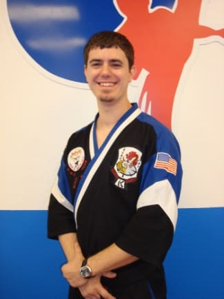 Master Casey Wisniewski  in Queen Creek - DePalma's TEAM USA Martial Arts