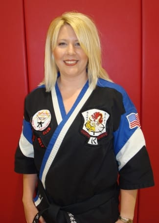 Robin DePalma    in Queen Creek - DePalma's TEAM USA Martial Arts