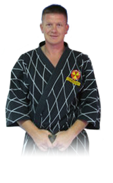 Phil Monaghan in Coffs Harbour - Diamond Martial Arts
