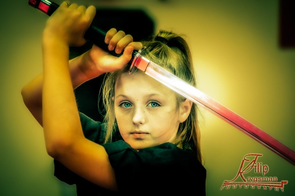 Alyssa Fenton in Caboolture - Red Dragon Martial Arts