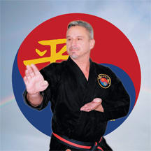 Master Keith J Bennett in Kingston - Keith Bennett's Karate Academy