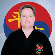 Master Christopher Sill in Kingston - Keith Bennett's Karate Academy