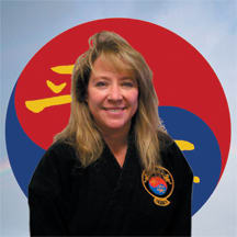 Master Kim Bennett in Kingston - Keith Bennett's Karate Academy