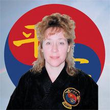 Master Lisa Van Oyan in Kingston - Keith Bennett's Karate Academy
