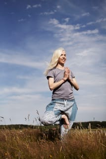 Ms. Catherine Turner in - Martial Arts and Yoga