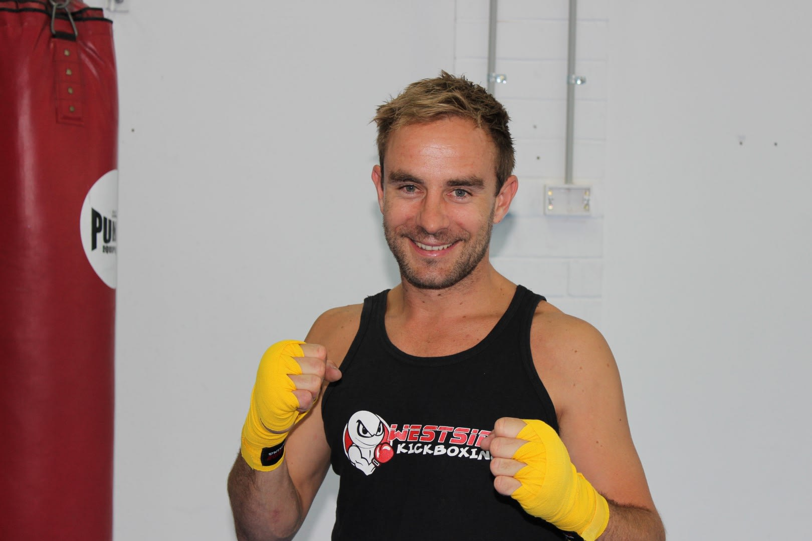 Lee Holden in O'Connor - Westside Kickboxing