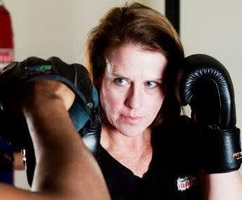 Elizabeth Maughan in Charlotte - FTF® Fitness and Self-Defense