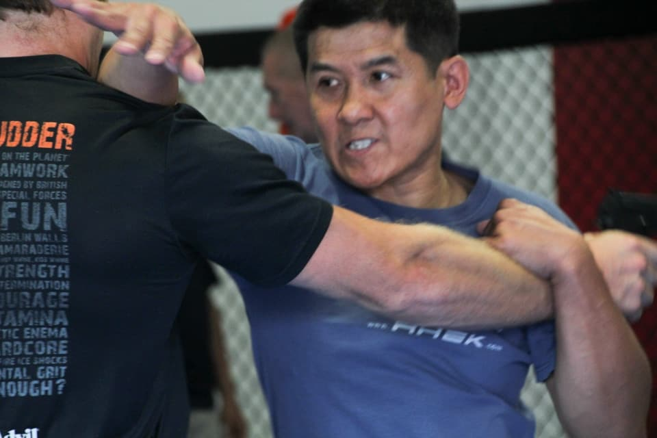 Tuan Hoang in Charlotte - FTF® Fitness and Self-Defense