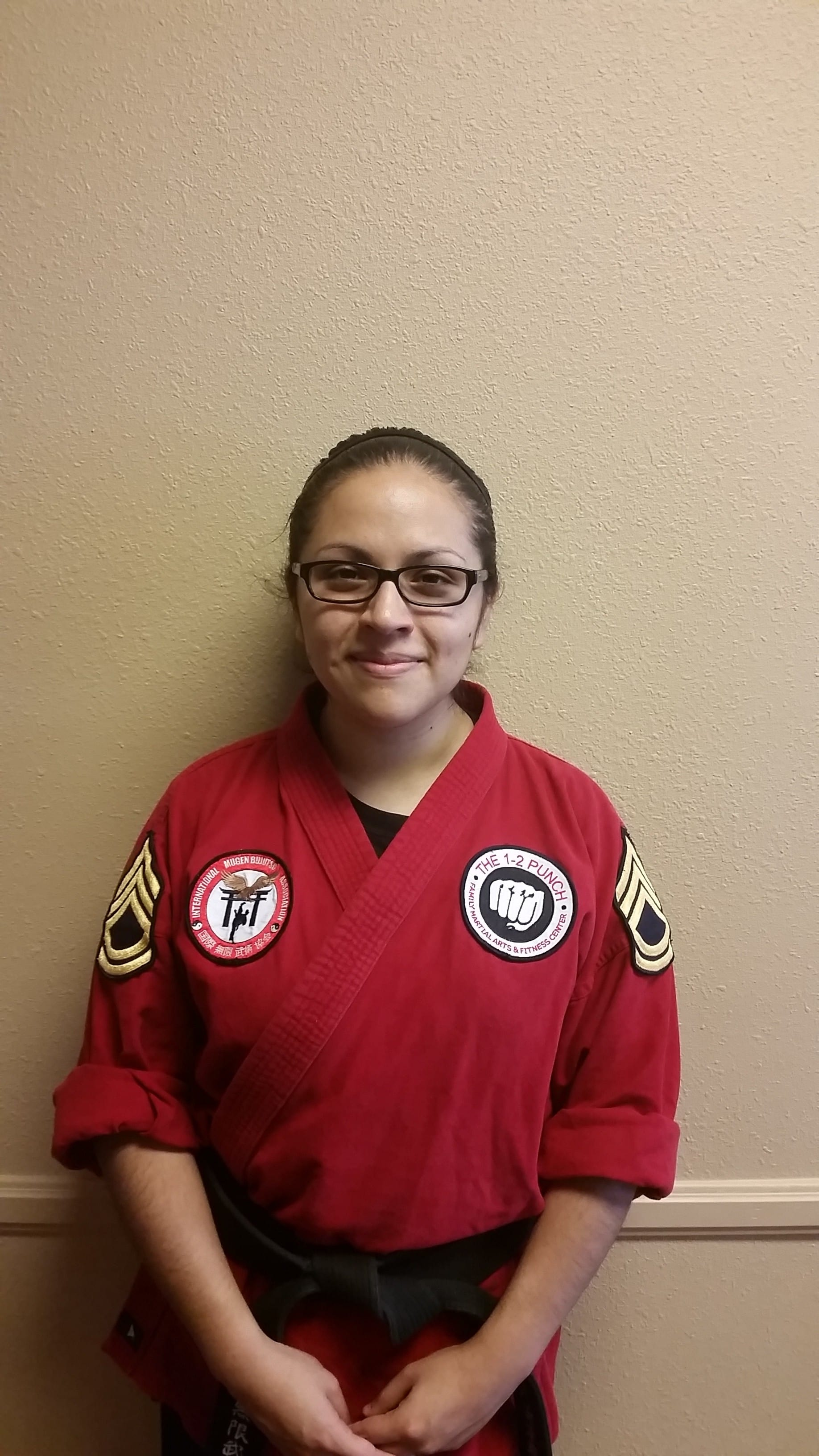 Marta Ramos in Lake Forest - The 1-2 Punch Martial Arts