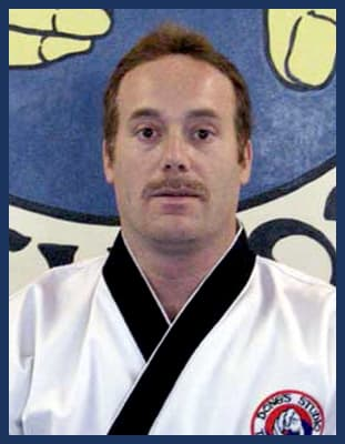 Master Doug Taylor in Richmond - Dong's Karate