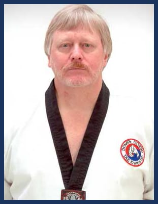Master Sanford Terry  in Richmond - Dong's Karate