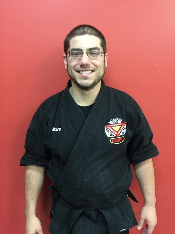 Mark Stamegna in Wilmington - American Karate Studios