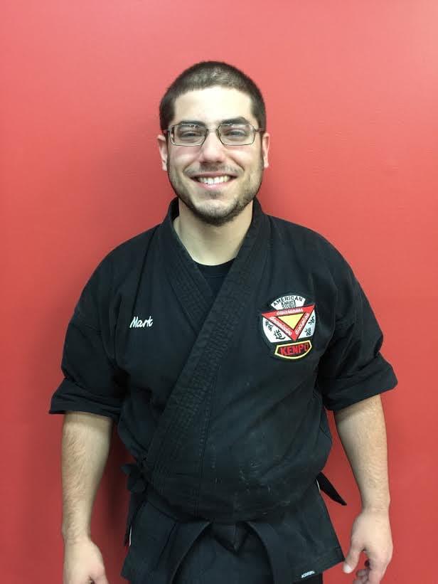 Mark Stamegna in Wilmington - American Karate Studios