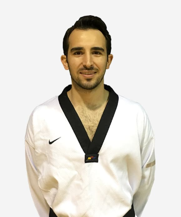 Master Reza Naderian in Spring Branch - Houston Center For Taekwondo