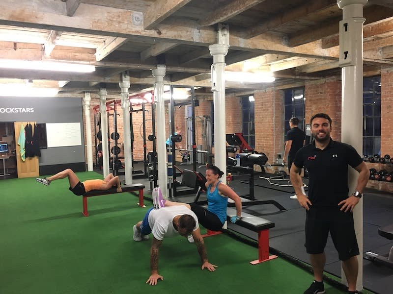 Personal Training Nottingham
