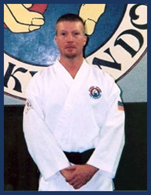 Master Doug Miller in Richmond - Dong's Karate