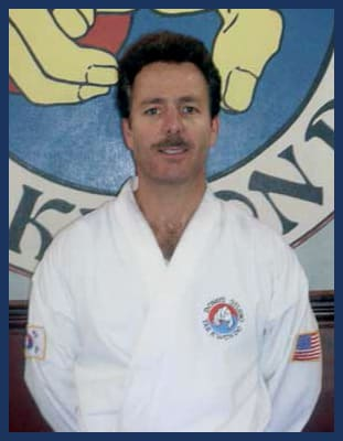 Master Bobby Vass in Richmond - Dong's Karate