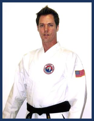 Master Joey Schibner in Richmond - Dong's Karate