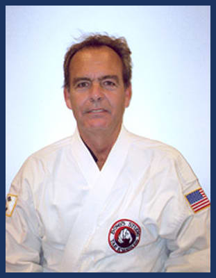 Master Jim Buchanan in Richmond - Dong's Karate