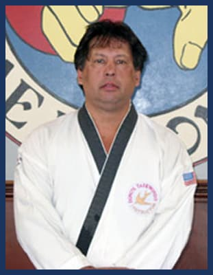 Richard Mitchell in Richmond - Dong's Karate