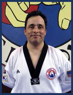 Julio Martinez in Richmond - Dong's Karate