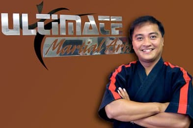 Dante E. Peña in Chicago - Ultimate Martial Arts