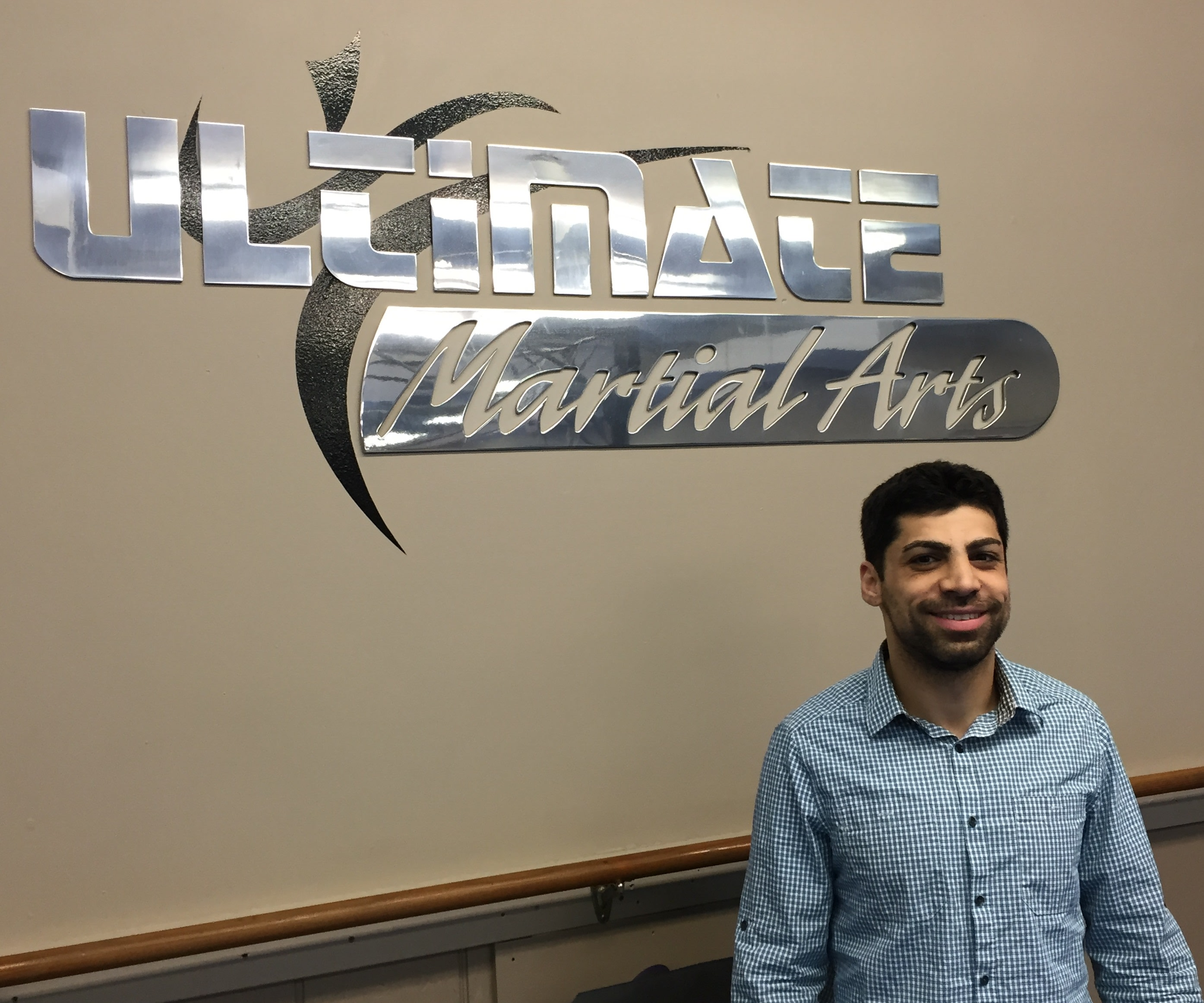 George Esho in Chicago - Ultimate Martial Arts