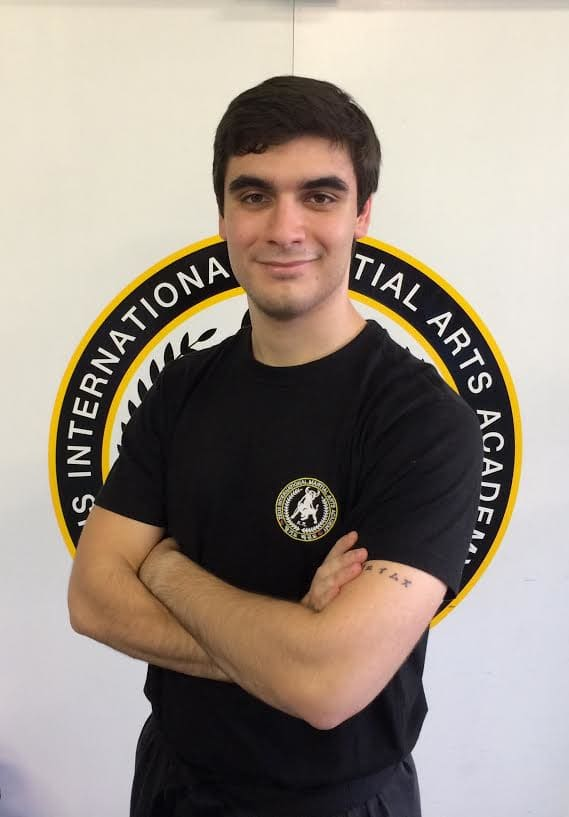 Chris Antoniou in Marrickville - Zeus International Martial Arts Academy