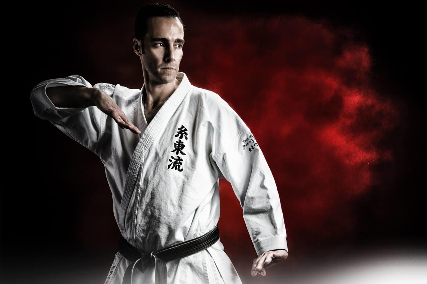 Dave Hanson in St. Louis - Dave Hanson's Gateway Karate