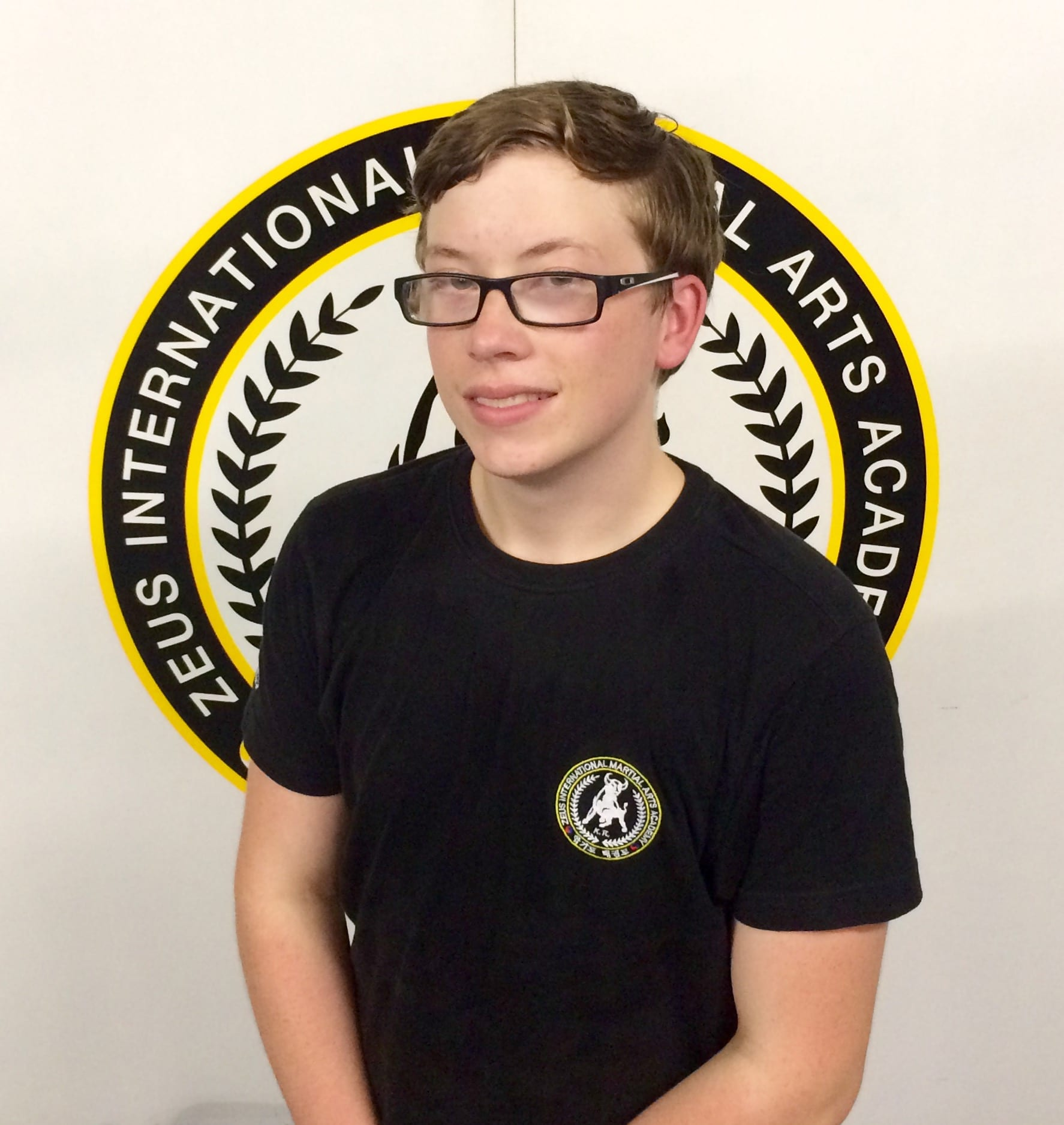 Darcy Yates in Marrickville - Zeus International Martial Arts Academy
