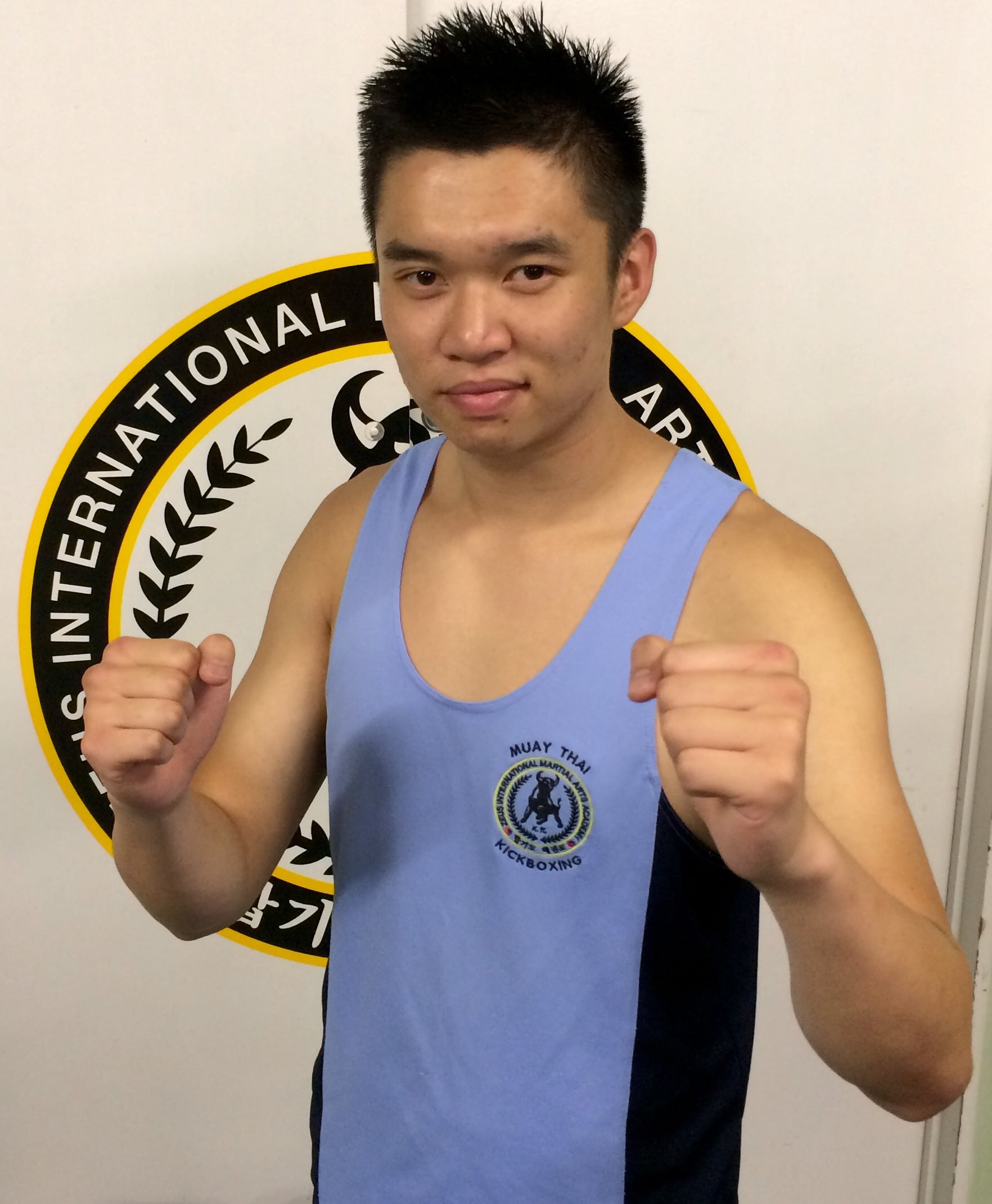 Victor Luo in Marrickville - Zeus International Martial Arts Academy