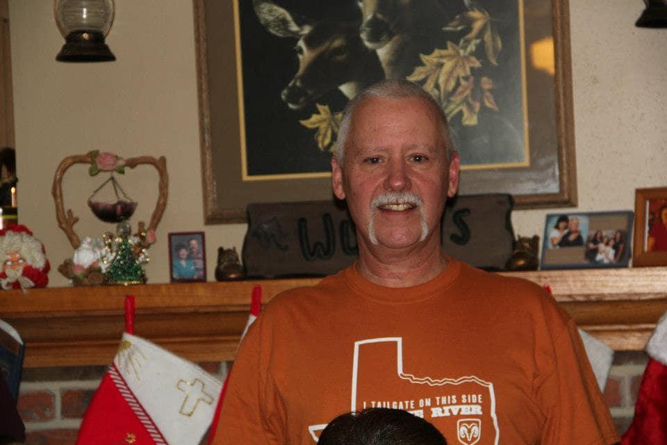 Sensei George Wurth in San Antonio - Talamantez Karate